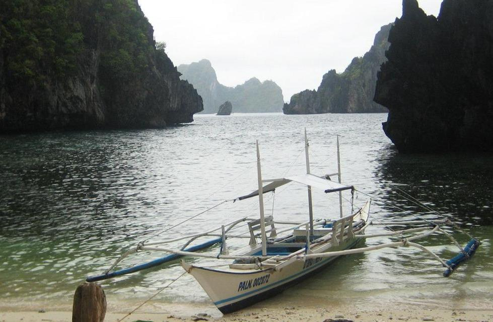 A Philippine island paradise